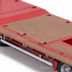 Remolque Nooteboom ASDV-40-22 con rampas - Miniatura 1:32 - AT3200139 detalle plataforma