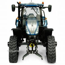 Tractor New Holland T7.225 Blue Power con orugas - Miniaturas 1:32 - UH 5365