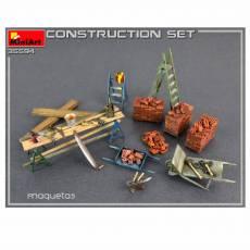 Kit set de construcción - Para Maquetar - Miniatura 1:35 - MiniArt 35594