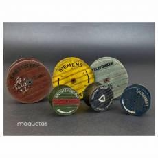 Kit bobinas de cable - Para Maquetar - Miniatura 1:35 - MiniArt 35583