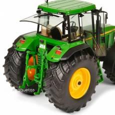 Tractor John Deere 7610  - Miniatura 1:32 - Schuco 450776100