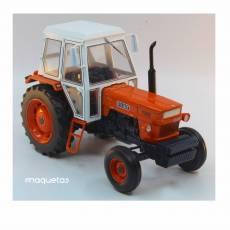 Tractor Fiat 1300 2x4 cabina blanca - Miniatura 1:32- Replicagri REP236