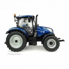 Tractor New Holland T6.175 Blue Power - Miniatura 1:32 - UH 4959