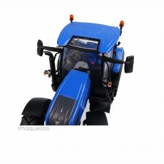 Tractor New Holland T5.130 - Vision panoramica - Miniatura 1:32 - UH 6222