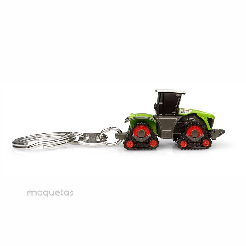 Llavero de tractor Claas Xerion 5000 Trac - UH 5859