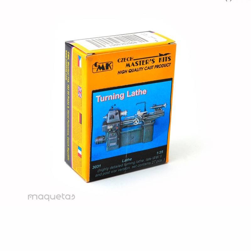 Kit torno - Para Maquetar - Miniatura 1:35 - CMK 3031
