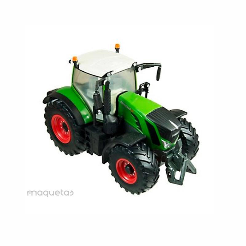 Tractor Fendt 828 Vario - Miniatura 1:32 - Britains 43177