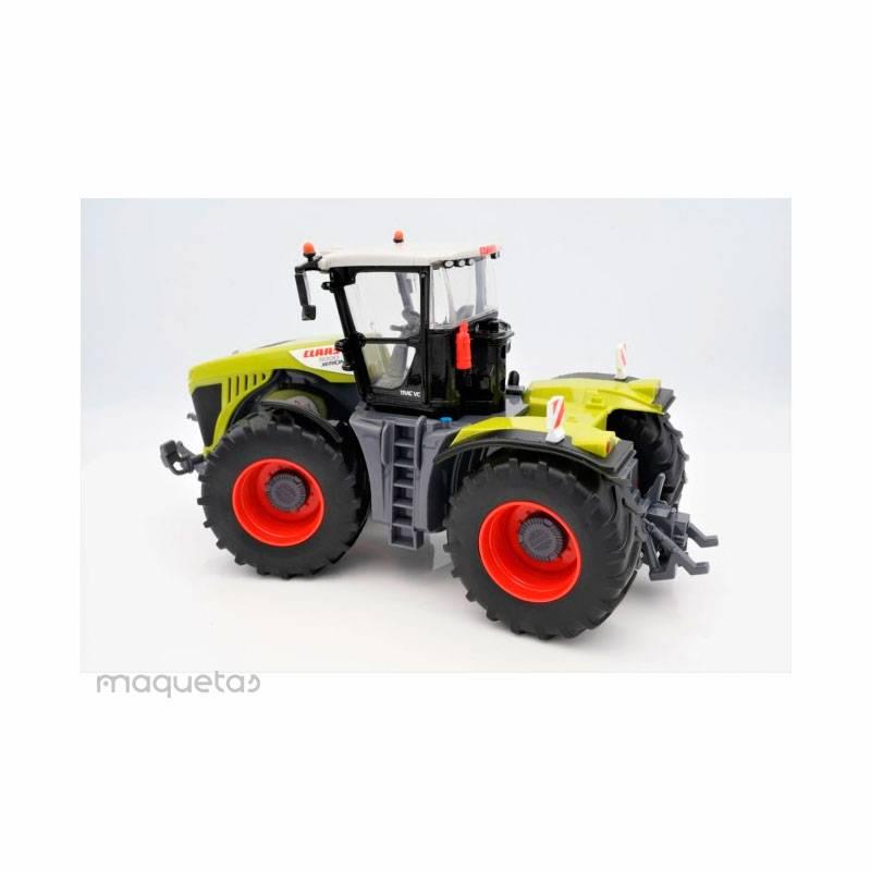Tractor Claas Xerion 5000 Trac VC - Miniatura 1:32 - Britains 43246