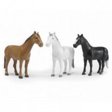 CABALLO (3 modelos diferentes) - Miniatura 1:16 - Bruder 02306