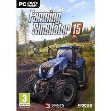 SIMULADOR FARMING 2015 - Videojuego PC - 80010105