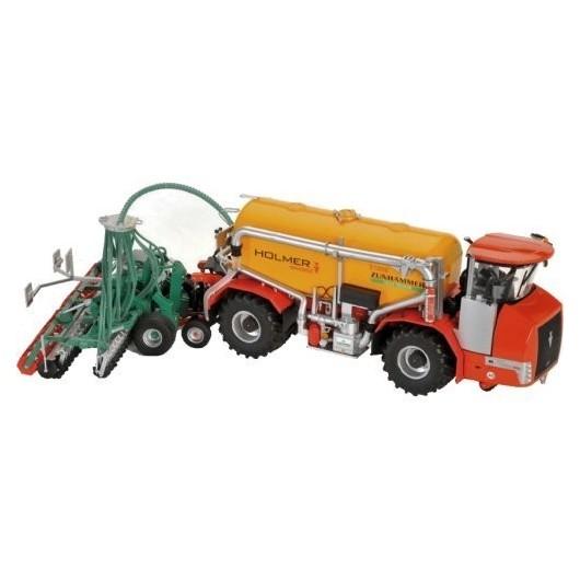 HOLMER TERRA VARIANT ECO + Pulverizador - Miniatura 1:32- ROS 601499