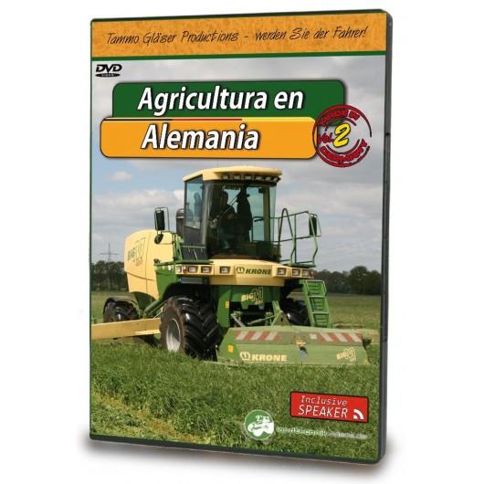 AGRICULTURA EN ALEMANIA Vol. 2 (ES) - DVD