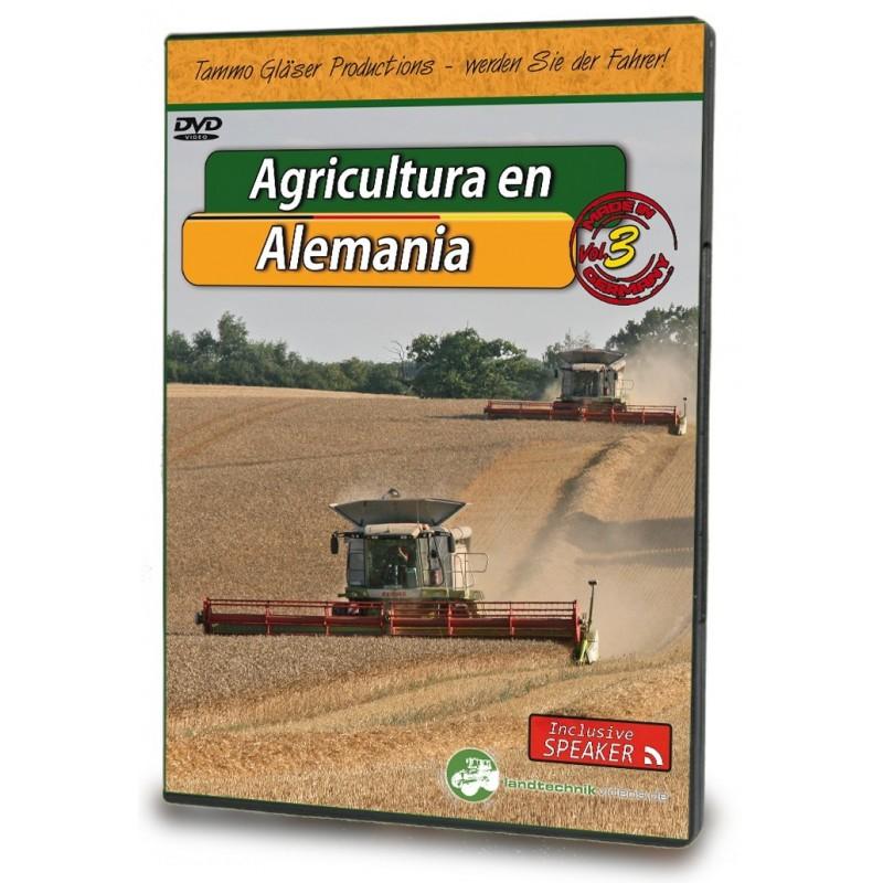 AGRICULTURA EN ALEMANIA Vol. 3 (ES) - DVDOCHE STORM NEGRO BL. - Miniatura - Siku 0875