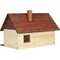 Miniatura Madera Casa Para 32 1 De Construir 02 Rural Walachia PiukXOZ