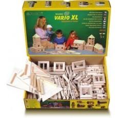 VARIO XL 17 construcciones diferentes de madera - 184 piezas - Miniatura 1:32 - Walachia 21