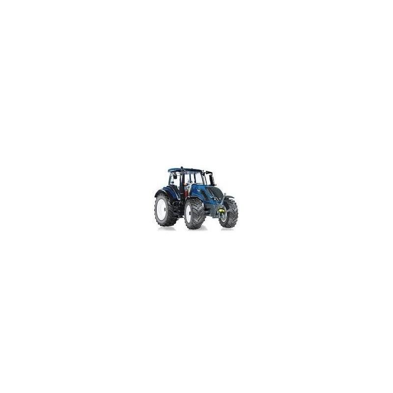 Tractor VALTRA T214 - Miniatura 1:32 - Wiking 077814