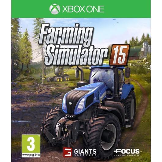 Simulador XB ONE FARMING 2015 para XB One - Videojuego XBOX One - 80010111