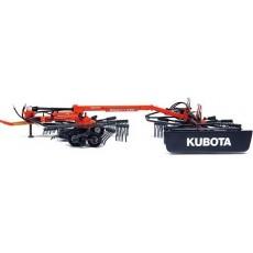 Rastrillo Rotativo KUBOTA RA2071T EVO - Miniatura 1:32 - UH 4287