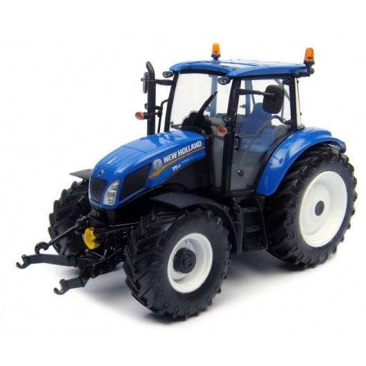 Tractor NEW HOLLAND T5.115 - Miniatura 1:32 - UH 4229