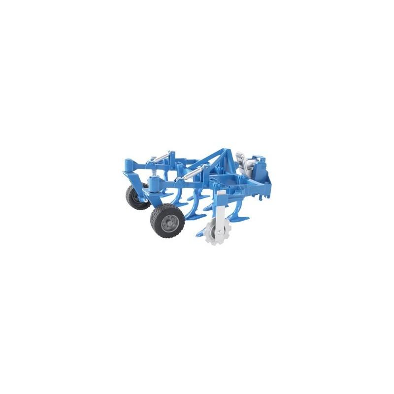 CULTIVADOR FRONTAL - Miniatura 1:16 - 02223