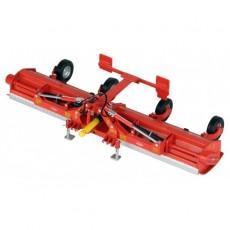 GRADA ROTATIVA PLEGABLE RM610 KUHN - Miniatura 1:32- Replicagri REP054