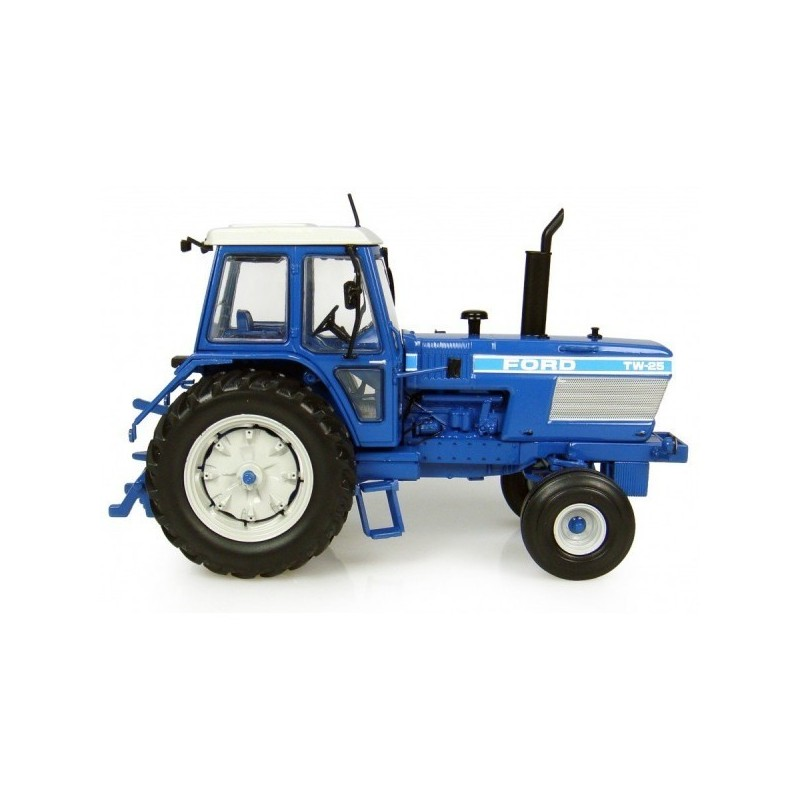 TRACTOR CLASICO FORD TW-25 4x2 (1983) - Réplica 1:32 - UH 4026