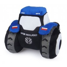 Peluche Tractor NEW HOLLAND T7 modelo grande - UHK1103
