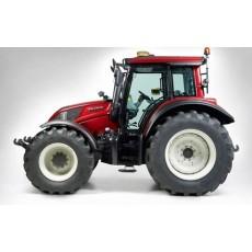 Tractor VALTRA N143 HT3 - Miniatura 1:32 - Wiking 077326