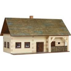 CORTIJO de madera para construir - Miniatura 1:32 - Walachia 3