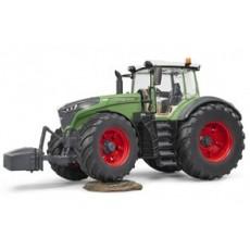 Tractor FENDT 1050 con ruedas desmontables - Miniatura 1:16 - Bruder 04040