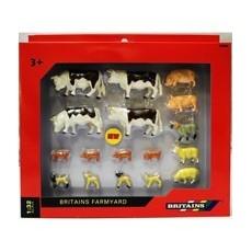 Pack ANIMALES DE GRANJA - Miniaturas 1:32 - Britains 43069A1