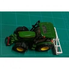KIT RODILLO con chasis 3m - Miniaturas 1:32 para montar- Artisan 01418