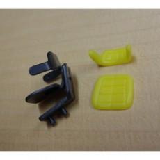 ASIENTO para tractores JOHN DEERE - series antiguas - Miniaturas 1:32 - Artisan 04556