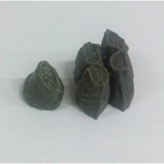 Conjunto de 4 SACOS + 1 de recolección - Miniaturas 1:32 - Artisan 04816