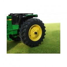 CONTRAPESOS para ruedas de John Deere amarillos - Miniaturas 1:32 - Artisan 04415J