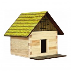 ALMACEN para heno de madera para construir - Miniatura 1:32 - Walachia 07
