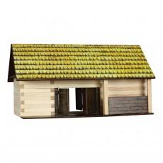 GRANERO de madera para construir - Miniatura 1:32 - Walachia 10