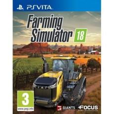 FARMING SIMULATOR 18 -  Software PSVita - 80010117