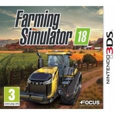 FARMING SIMULATOR 18 -  Software Nintendo 3DS - 80010118