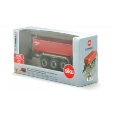Remolque 3 ejes KRAMPE con elevador Radio Control - Miniatura 1:32 - Siku 6786