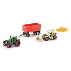 BL. SET AGRICULTURA - Miniatura - Siku 6304