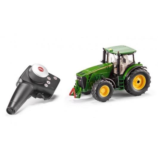 Tractor Radio Control JOHN DEERE 8345RC - Escala 1:32 - Siku control 6881