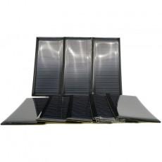 Conjunto de 8 paneles solares