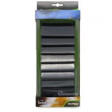 Conjunto de 8 paneles solares embalaje