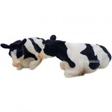 Conjunto de 2 vacas tumbadas