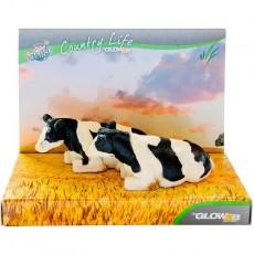 Conjunto de 2 vacas tumbadas blister