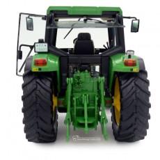 Tractor JOHN DEERE 6400 - Miniatura 1:32 - Shuco 07731 posterior