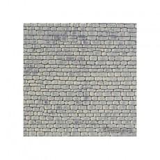 Bloque Sillar Redondeado Gris Oscuro Estándar (1) - 335 x 134 mm - Textura adhesiva 1:32 - Redutex 032BS212