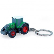 "Llavero Fendt 828 Vario couleur ""Nature Green"" - UH 5845"