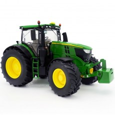 Tractor John Deere 6250R - Miniatura 1:32 - Wiking 077836